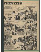 Tűznyelő (Füles1981. 20-31. szám 1-12. rész)