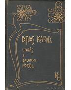 Utazás a Balaton körül I. kötet