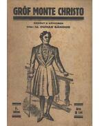 Gróf Monte Christo I-VIII. kötet