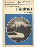 Földrajz II. osztály - Probáld Ferenc