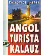 Angol turista kalauz