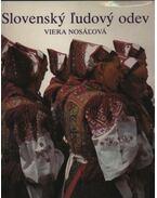 Slovensky ludovy odev