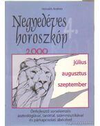 Negyedéves horoszkóp 4. 2000 III. negyedév