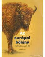 Az európai bölény