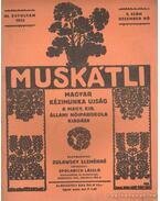 Muskátli 1933. 3. szám