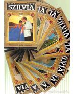 Szilvia 81-90. füzet