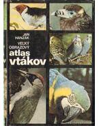 Velky obrazovy atlas vtákov