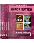 Informatika és számítógép I-V.