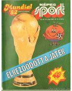 Képes Sport 1982. 24. szám
