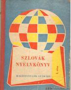 Szlovák nyelvkönyv I. rész
