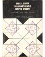 Optikai szinkép ligandumtér-elmélet komplex szerkezet