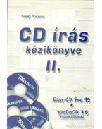 CD írás kézikönyve II.