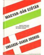 Magyar-dán szótár 1997. - Nielsen, Margit, Sitkeiné Szira Ágnes, Dr. Szira József