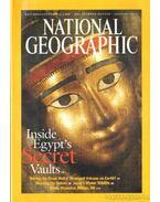National Geographic Magyarország 2003. évf. Teljes! (angol nyelvű)