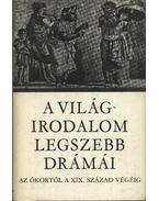 A világirodalom legszebb drámái I-II. kötet