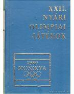 XXII. Nyári Olimpiai Játékok 1980 (mini) - Horváth Lajos