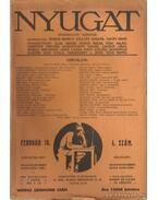 Nyugat 1924. 2. szám