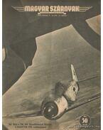 Magyar Szárnyak 1943. 12. szám június