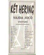 Két hering - Vajda Jocó versei (dedikált)