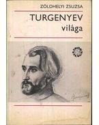 Turgenyev világa