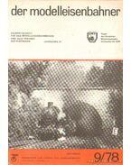 Der modelleisenbahner 1978/9 september