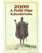 A Petőfi Népe Kalendáriuma 2000