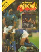 Képes Sport 1982. 29. szám