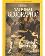 National Geographic May 1999 Vol. 195. No. 5.