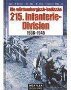 Die württembergisch-badische 215. Infanterie-Division