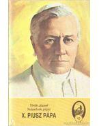 X. Piusz pápa