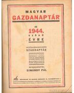 Magyar gazdanaptár 1944. szököévre