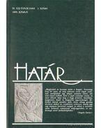 Határ 1995. június 3. szám
