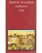 Budavár bevételének emlékezete 1849