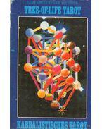 Tree of Life Tarot/Kabbalistisches Tarot (kártyacsomag+füzet)