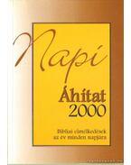 Napi áhítat 2000