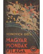 Magyar mondák világa