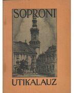 Sopron utikalauz - Gimes Endre
