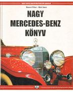 Nagy Mercedes-Benz könyv