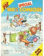 Pif spécial 100% comique - Jean-Claude Le Meur