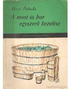 A must és bor egyszerű kezelése
