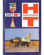 Haditechnika 2001. XXXV. évfolyam (teljes) - Sárhidai Gyula