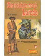 Sie trieben nach Laredo