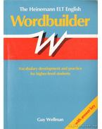 The Heinemann ELT English Wordbuilder (angol)