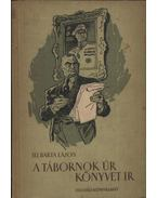 A tábornok úr könyvet ír