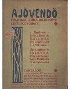 A Jövendő 1911/8-9. szám - Gonda József