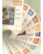 Óvodai nevelés 1990. XLIII. évfolyam (teljes) - Majorosné Kállai Edit (fel. szerk.)