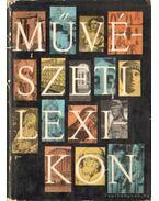 Művészeti lexikon II. kötet (F-K)