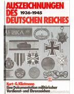 Auszeichnungen des Deutschen Reiches 1936-1945