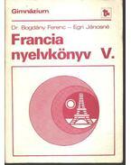 Francia nyelvkönyv V.