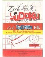 Zseb sudoku I-II. kötet